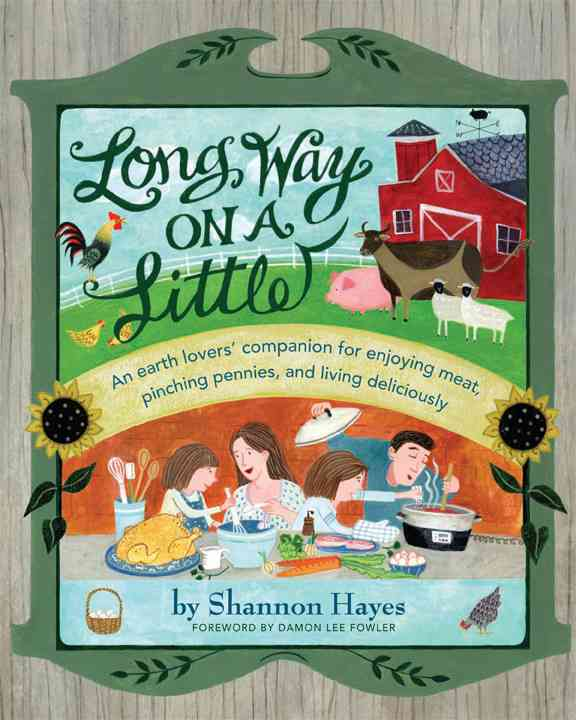 Long Way on a Little By Hayes, Shannon